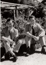Bui Diem with Phan Huy Quát